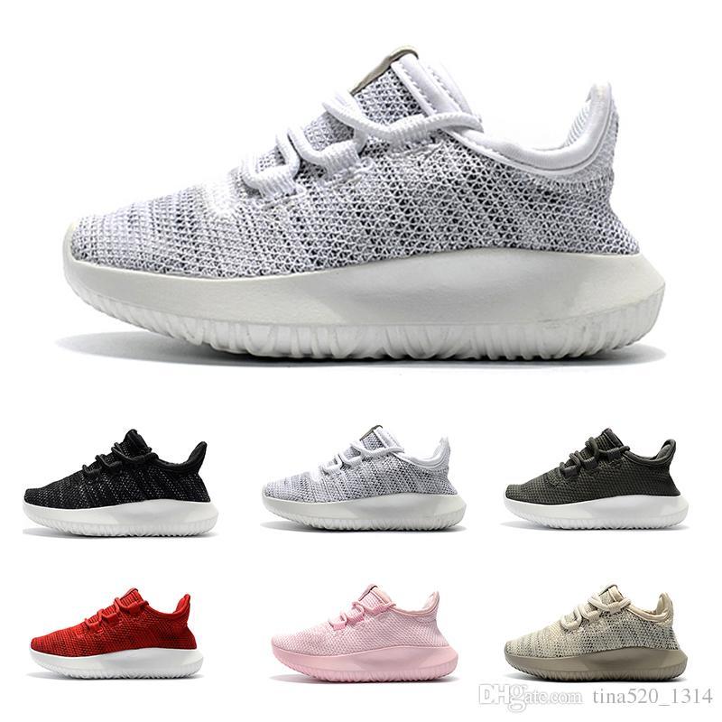 f631e033ff2640 Großhandel Adidas Yeezy Boot 350 Mode Designer Marke Kinder Reise  Sportschuhe Baby Kleinkind Run Schuhe Jugend 350 Laufschuhe Sportschuhe  Kinder Jungen ...