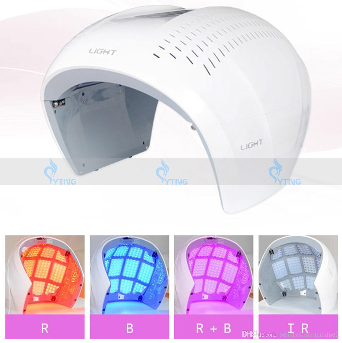 Portable Led Pdt Skin Care Red Light Therapy Photodynamic Treatment ...