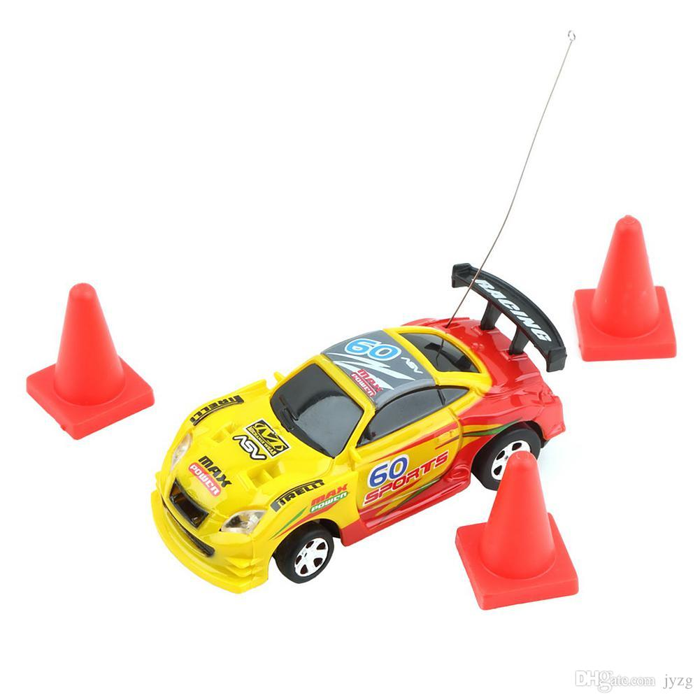 라디오 원격 제어 레이싱 차량 키즈 고속 미니 콜라 어린이위한 RC 자동차 수있는 도박과 크리스마스 선물
