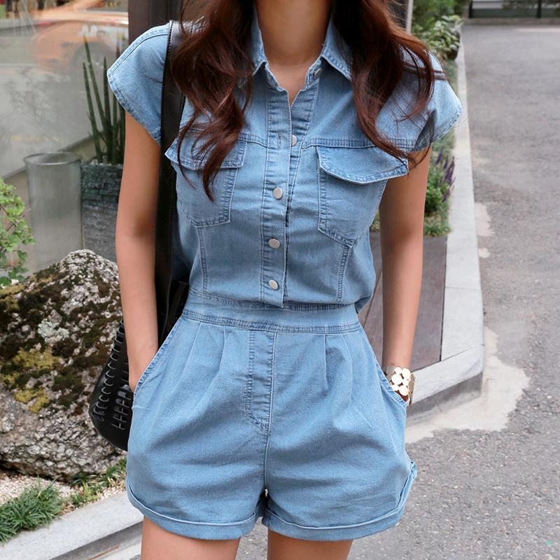 51860fb8dc8f Denim Jeans Shorts Women Spring Summer Style 2018 Feminina Thin New ...