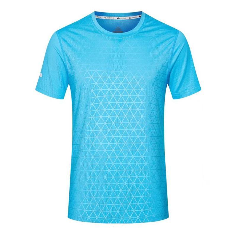 Hombre Entrenamiento Top Secado Para De Camisas Ropa Camiseta Nuevas Camisetas 2018 Hombres Gimnasia Corta Rápido Deportivas Manga n08XZPNwOk