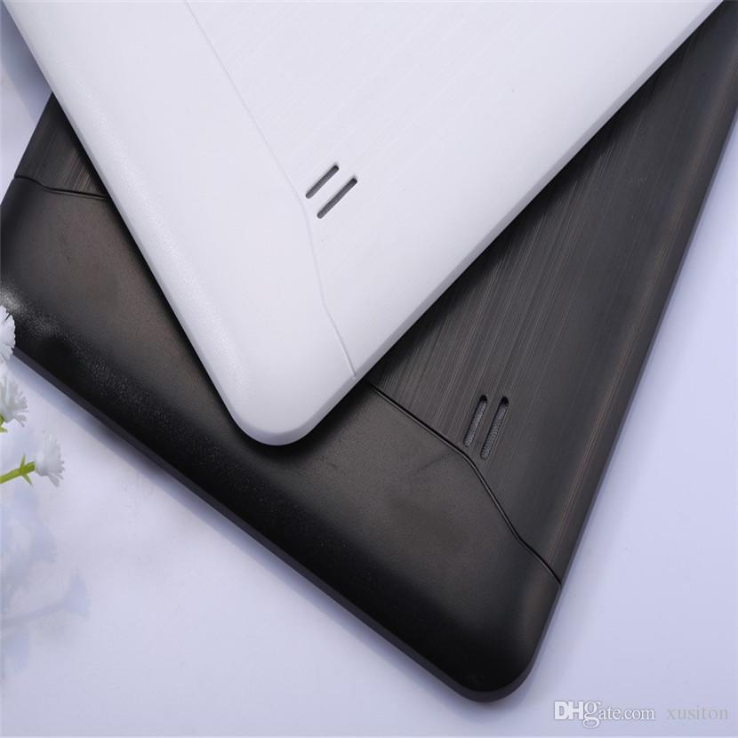 A33 9 inç Tablet PC Kapasite Dört Çekirdekli Android 4.4 Çift Kamera 8 GB RAM 512 MB ROM WIFI Bluetooth 3G EPAD Facebook Google XCTA33-PB