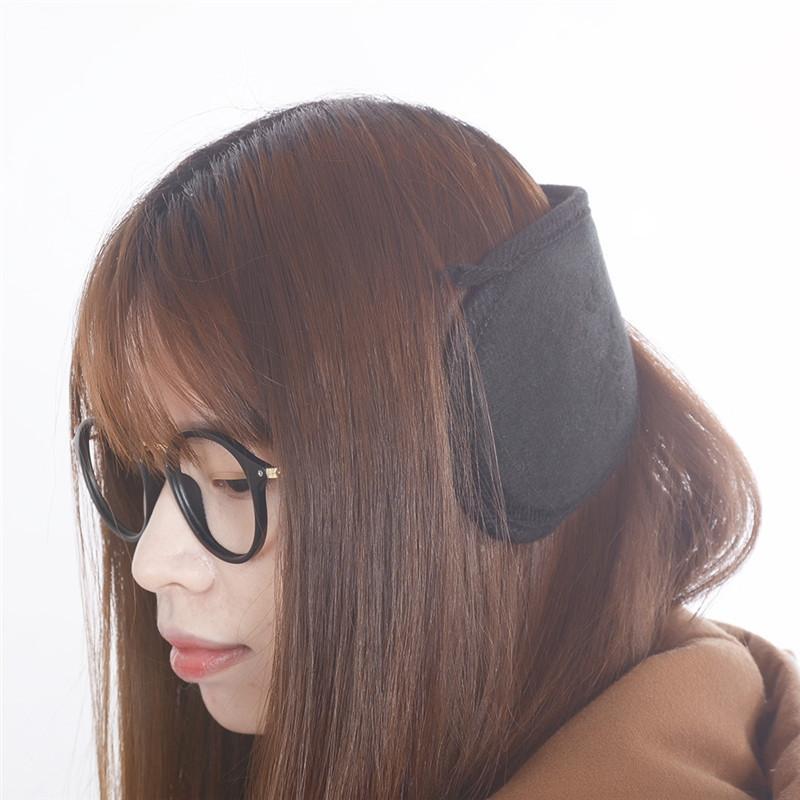 Stylish Designed Earmuff Men Women Solid With Soft Lining Warm Ear Muff New Other Unisex Clothing