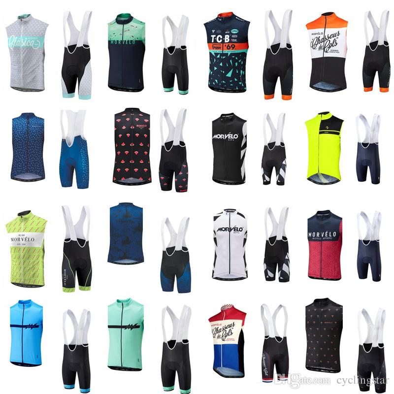 8965c825f Morvelo 2018 Summer Men Cycling Jersey Suit Mountain Bike Clothes  Breathable Quick Dry Racing Bicycle Clothing 16 Style Can Choose D0703 Bicycle  Shorts Road ...