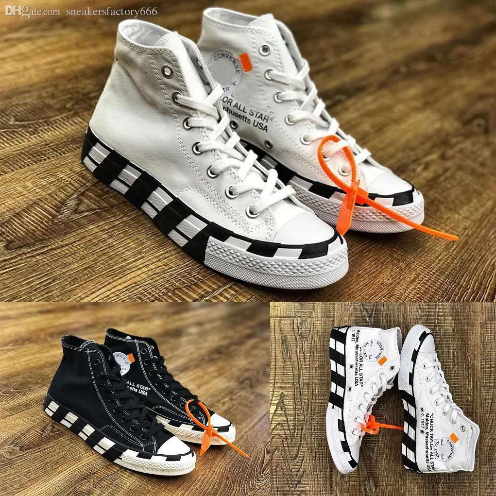 009b6939334 Compre 2018 Mais Novo All Star Designer De Lona De Skate Sapatos Para  Mulheres Dos Homens Casuais Top Alta Lona Ao Ar Livre Sapatos De Corrida Ao  Ar Livre ...