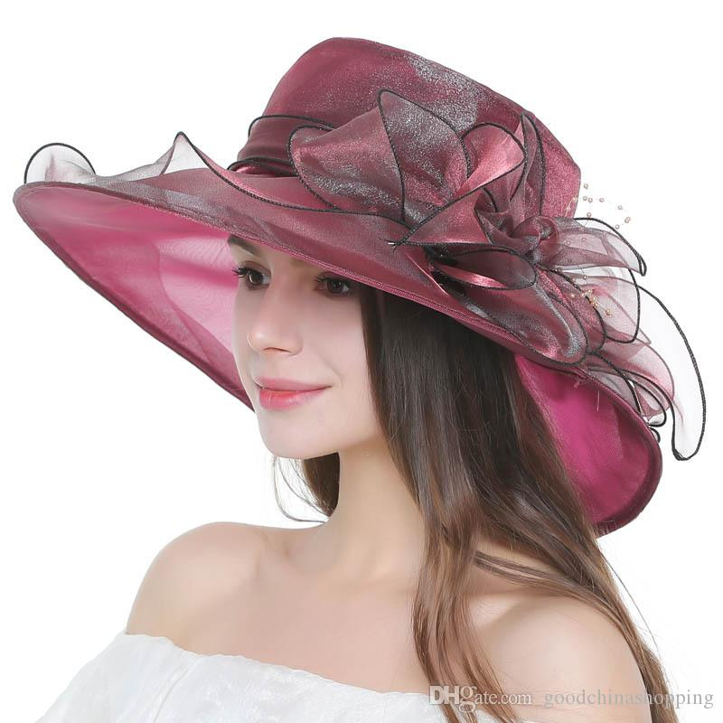 f776266a1d9 Spring Flowers Gauze Hat Korean Retro Eugen Yarn Beach Sun Cap Female Hat  Factory Beach Suncap Suncap Hat Online with  22.75 Piece on  Goodchinashopping s ...