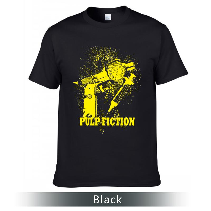 The Most Popular T-Shirts, PULP FICTION Printed T-Shirts.