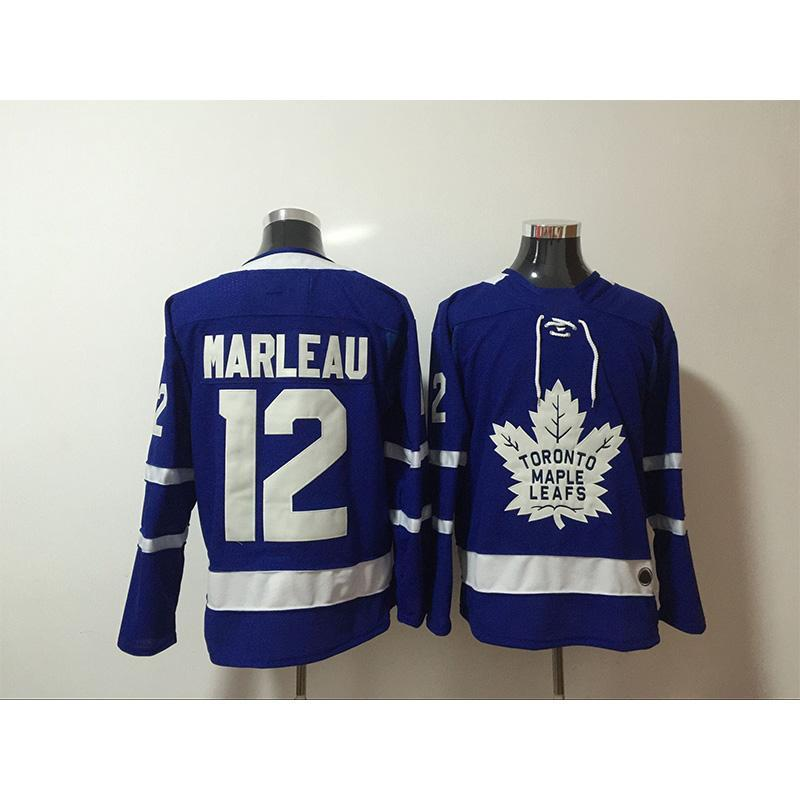 Mens Toronto Maple Leafs 100th Anniversary Patrick Marleau Home Away ... f935a4f99