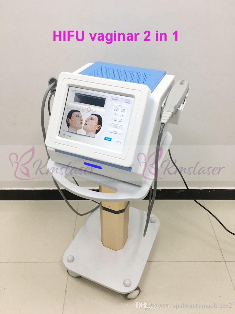 New Gel Machine 2 En 1 Hifu Cuerpo De Adelgazamiento Vaginal Que Adelgaza  La Máquina Lifting Facial Eliminación De Arrugas Contra El Envejecimiento  Salón De ...