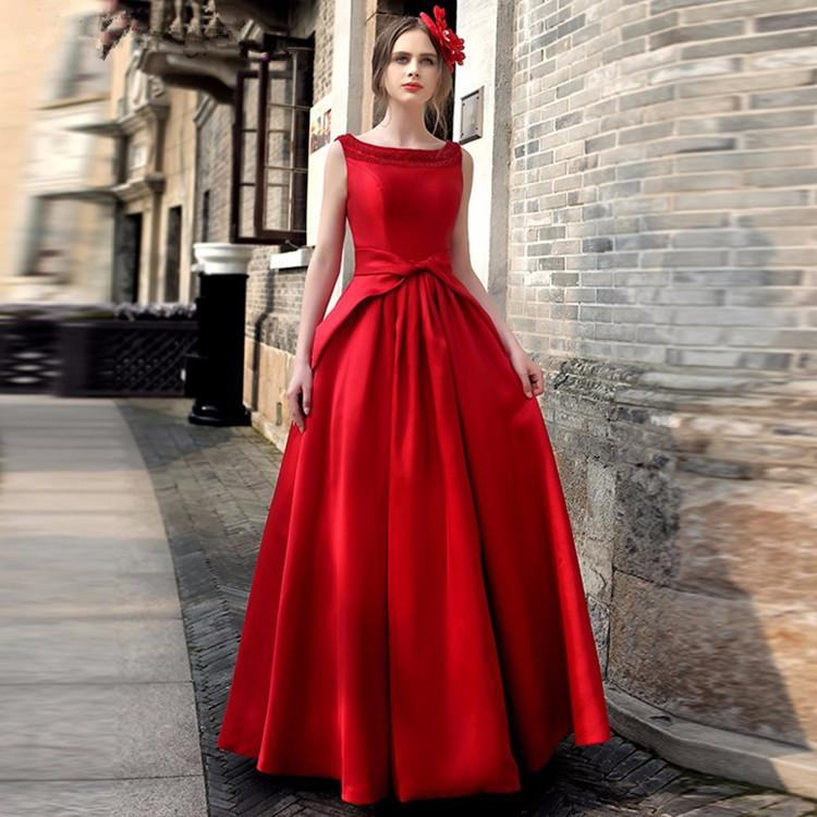 4b39e84b920 Retro Fashion Sleeveless Pleated Ball Gown Maxi Dress Women Plus Size Summer  Spring Autumn New Party Prom Runway Tutu Dress Retro Sleeveless Pleated  Ball ...