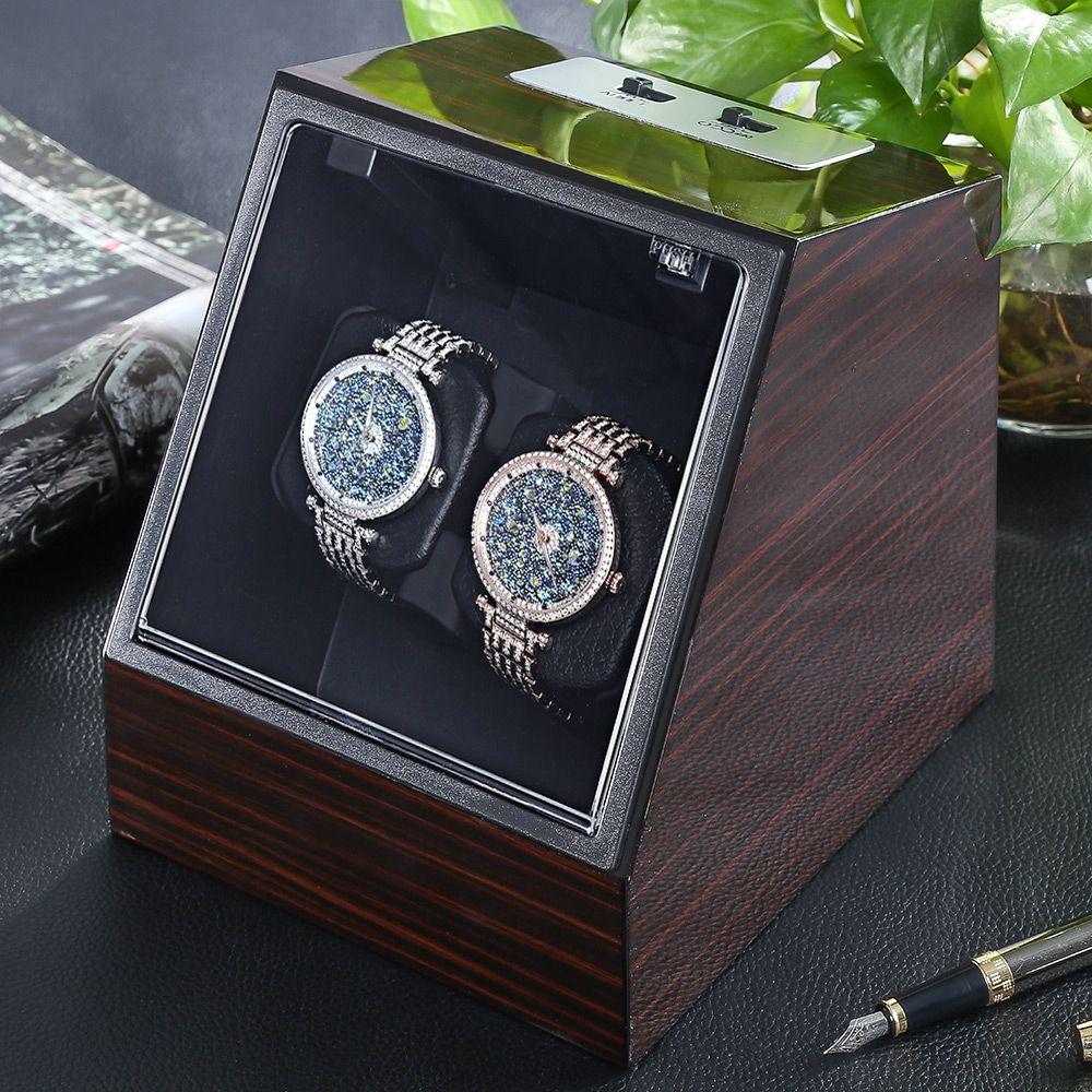 automatic watch winder watch display storage organizer watches case