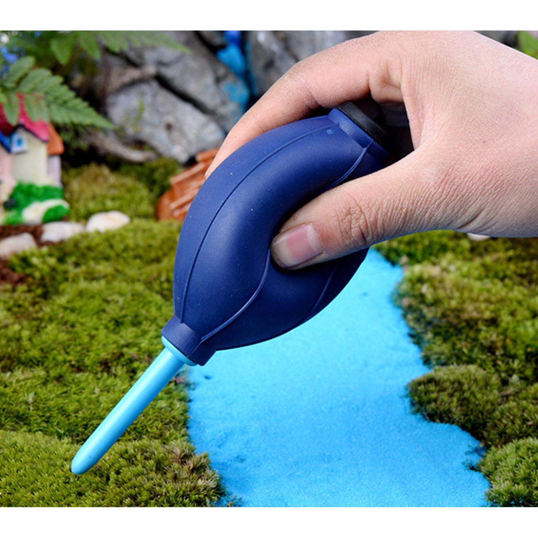 Behokic 8 stücke Mini Sukkulenten Verpflanzung Pinzette Schaufel Reinigungsbürste Miniatur Garten Pflanzen Handwerkzeuge zum Graben Jäten