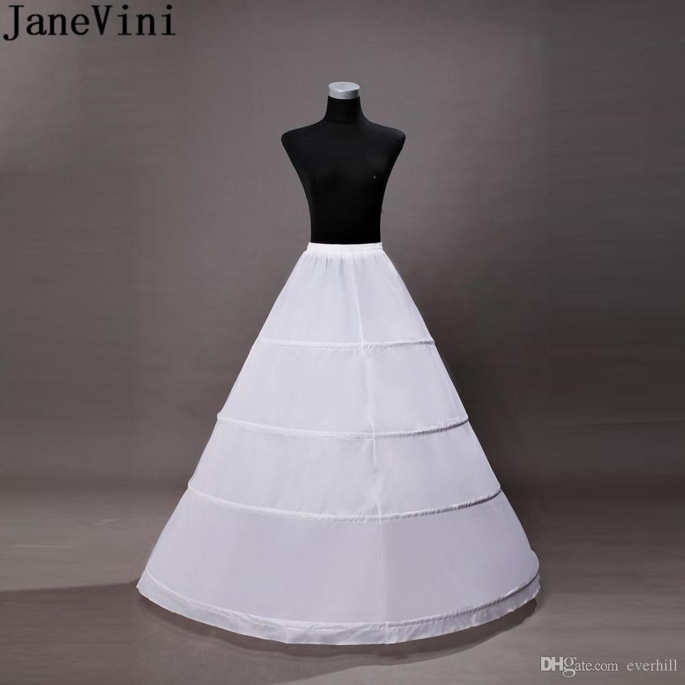 Petticoats Enaguas Para El Vestido De Boda 5 Layers Ball Gown Petticoats White/red/black Big Ruffle Wedding Accessories Petticoat Wedding Accessories