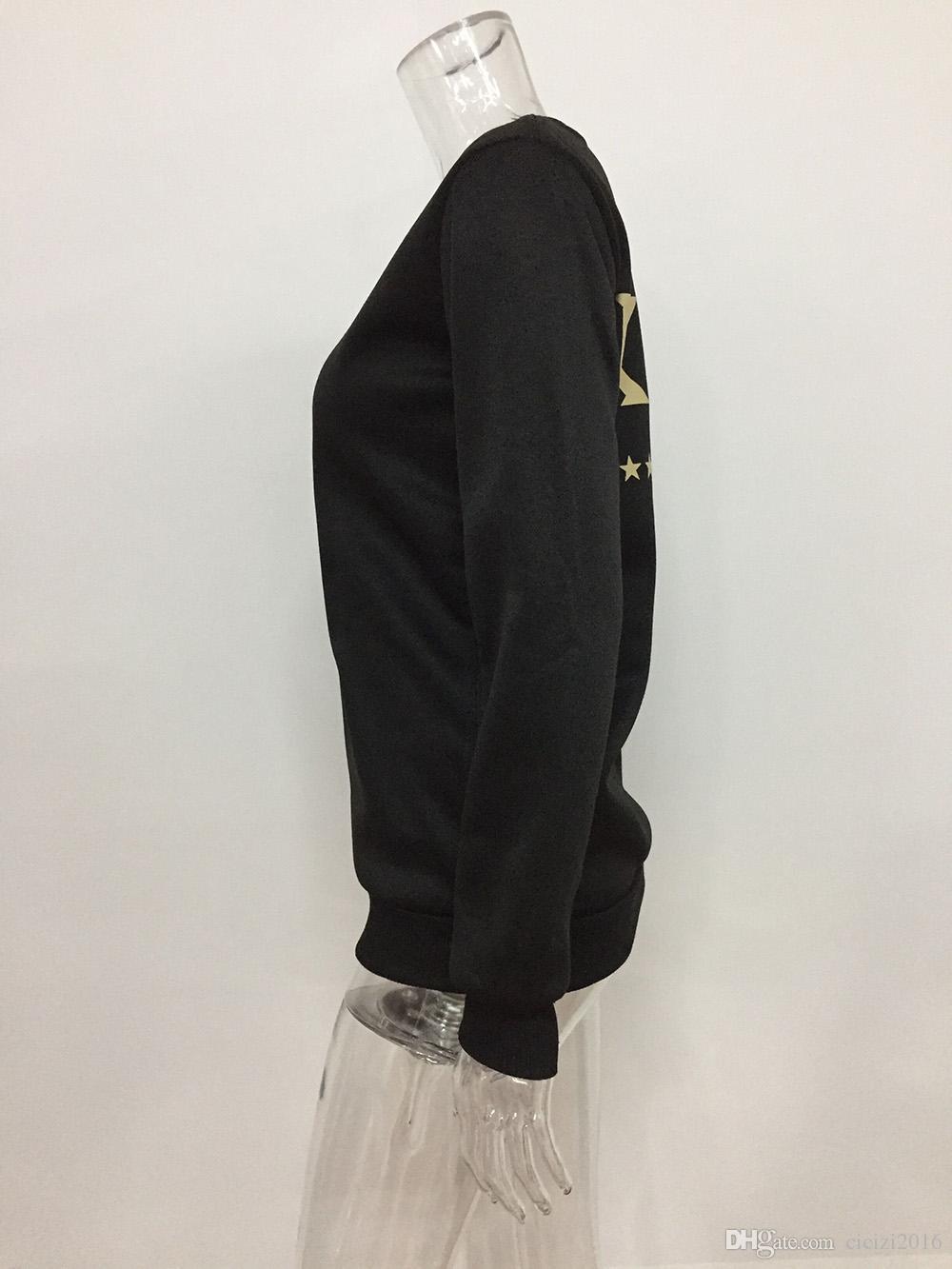 커플 스웻 셔츠 남성용 여성용 스웨트 셔츠 후드 긴 소매 프린트 KING AND QUEEN 연인 플러스 사이즈 블랙