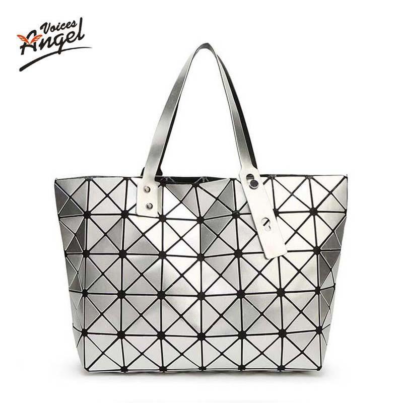 e51007e9d6 New Brand Messenger Bag Candy Colors Diamond Women Fashion Mirror Shoulder  Bag Geometry Sequins Mirror Plain Folding Bags Women School Bags Messenger  Bags ...