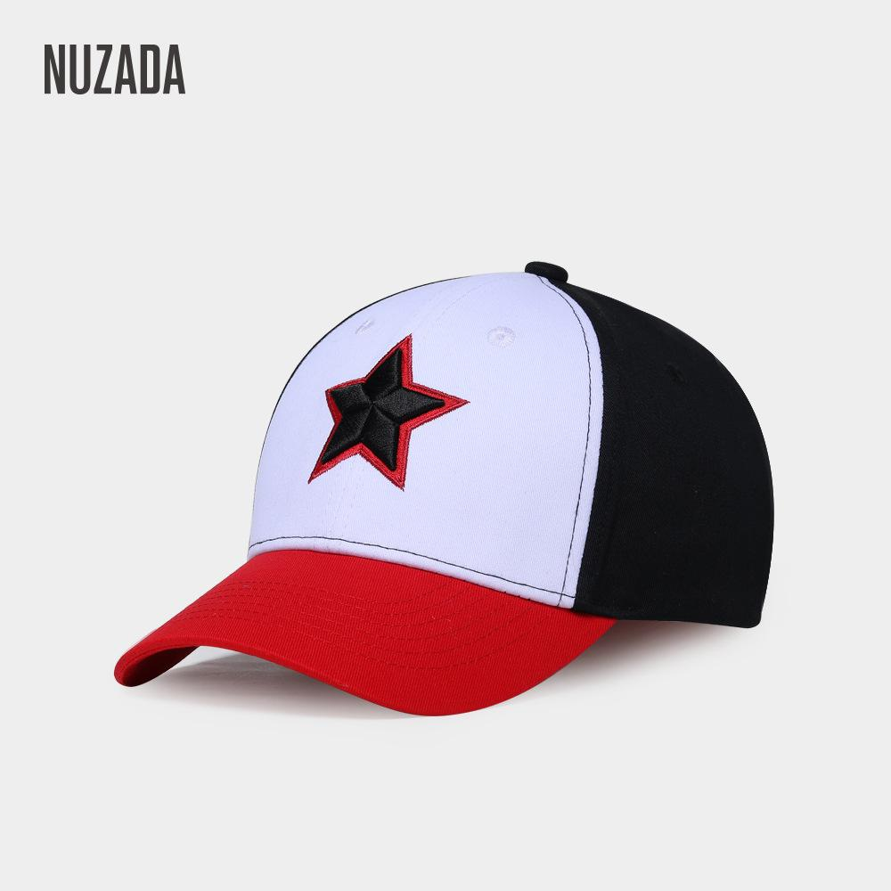 2019 NUZADA Embroidery Coloured Baseball Cap Men Women S Tongue Hat Spring  And Summer European And American Sports Cotton Hip Hats From Yupe 29b7c82dd10