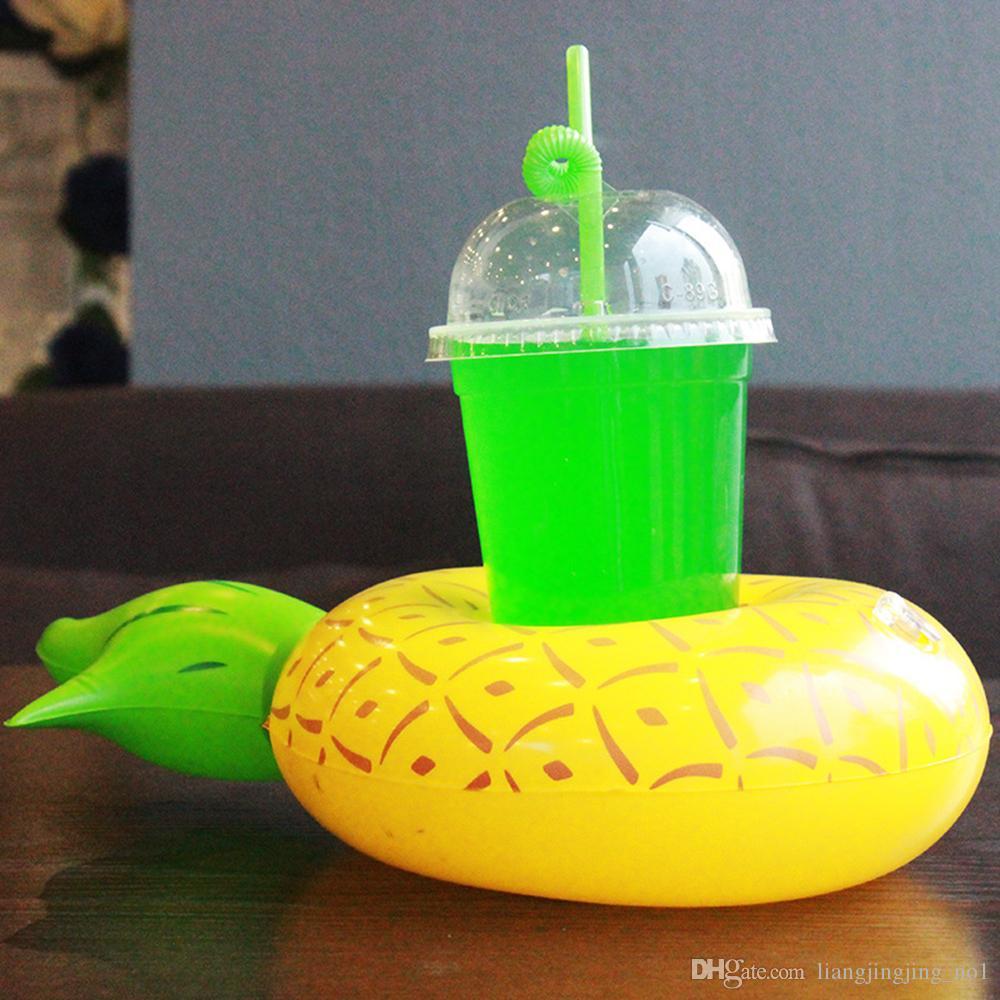 Großhandel Tiere Aufblasbare Getränkehalter Getränk Float Wasser ...