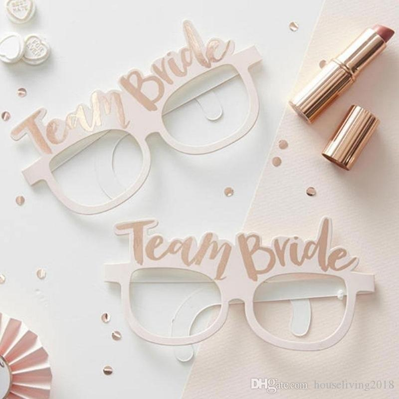 Hen Party Photo Booth Prop Team Bride To Be Photobooth Wedding Decoration Bridal Shower Bachelorette Party Supplies
