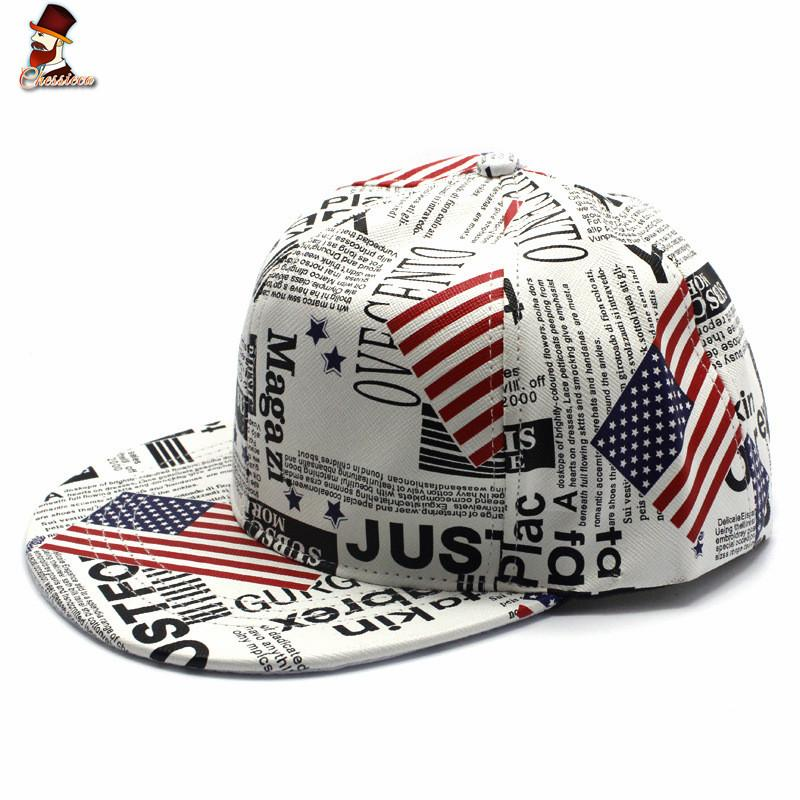 03eaad8793a Chessieca 2018 Russia New Design Newspaper Hip Hop Baseball Cap Leather Snapback  Caps Male Bones Topi Pria Keren Dewasa Besbolka Cap Shop Flexfit Caps From  ...