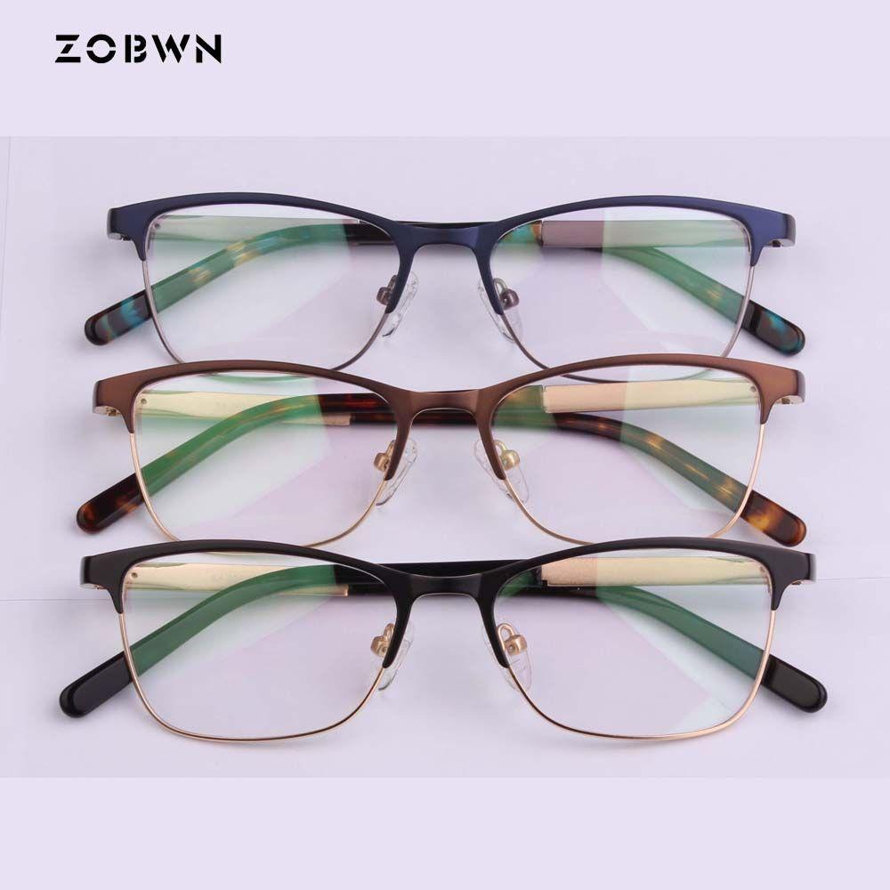 de95074286 2019 Mix Wholesale Promotion Ready Stock Eyeglasses Vintage Glasses Frame  Men Women Eyewear Frames Optics Prescription Glasses Frame From Duoyun