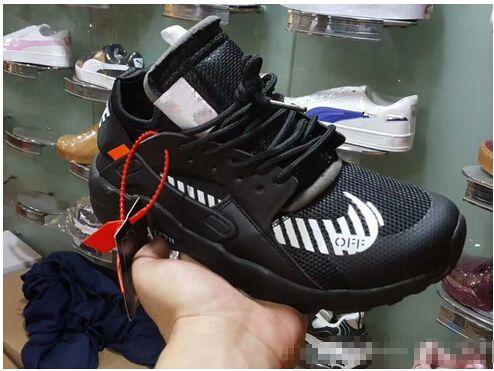 abdf1b622377 New Huarache Sport Running Shoes Men Women White Black Casual ...