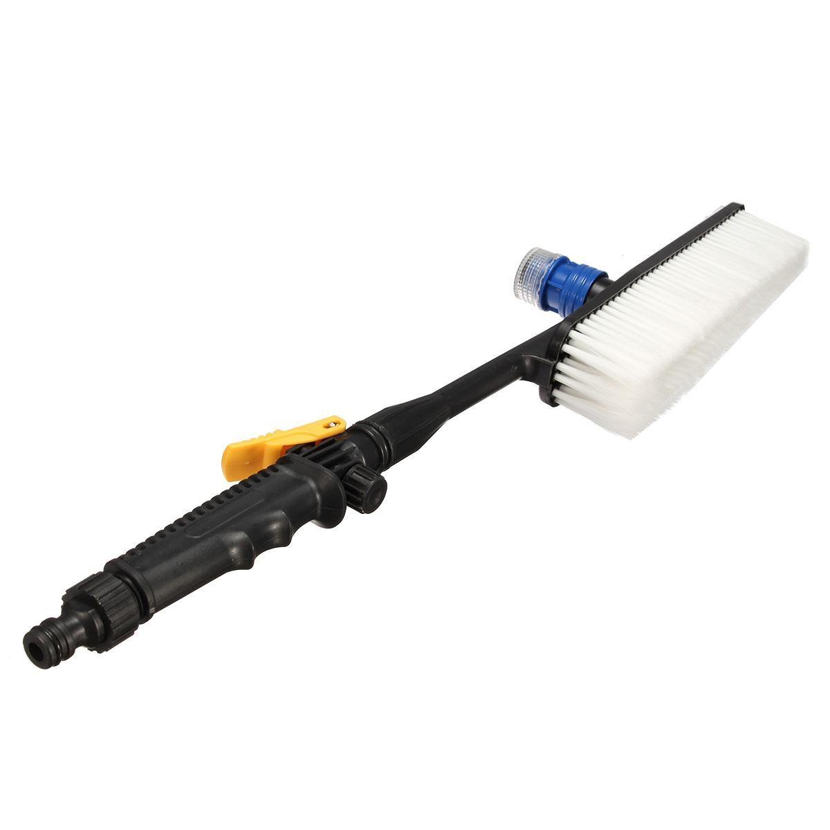 Best Car Wash Brush Long Handle Switch Water Flow Foam Gun Car ...