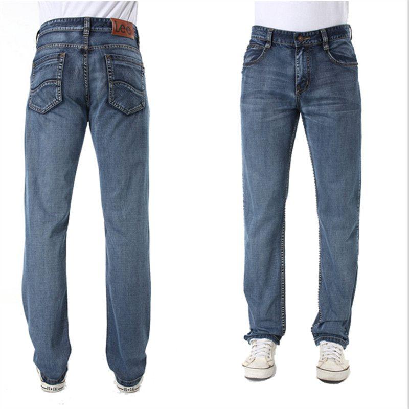 2733bdba12 Compre 2018 NEW BEST Authentic Lee ® Mens Designer Jeans Pantalones Para  Hombre Ropa Hip Hop True Streetwear Ropa Deportiva Pantalones De Moto  Desgastados A ...
