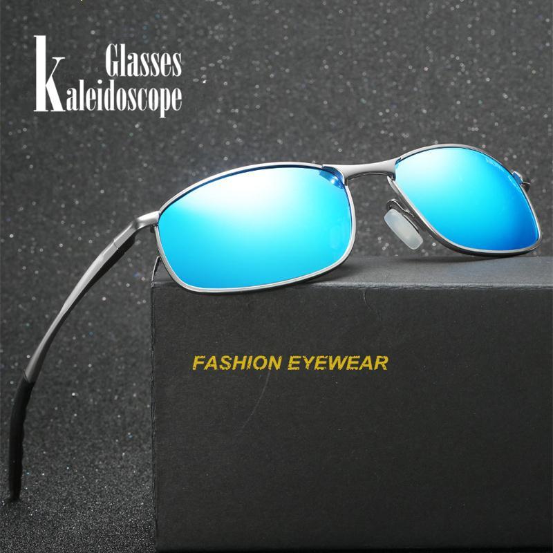 eb17e1daf3 Compre gafas De Sol Polarizadas Hombres Marca Rectángulo Square Sunglass  Mens Driving Sun Glasses Eye Vision Eyewear A $32.37 Del Shanjumou |  Dhgate.Com