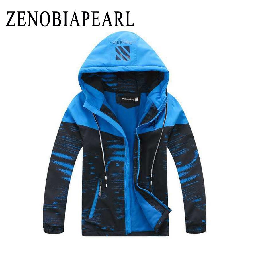High Quality Boy Boys Winter Coats Children Jacket Kids Clothes Zipper Jackets  Boys Thick Windproof Waterproof Warm Winter Coat Boys Rain Jackets Kids ... 10c7ac3478bd