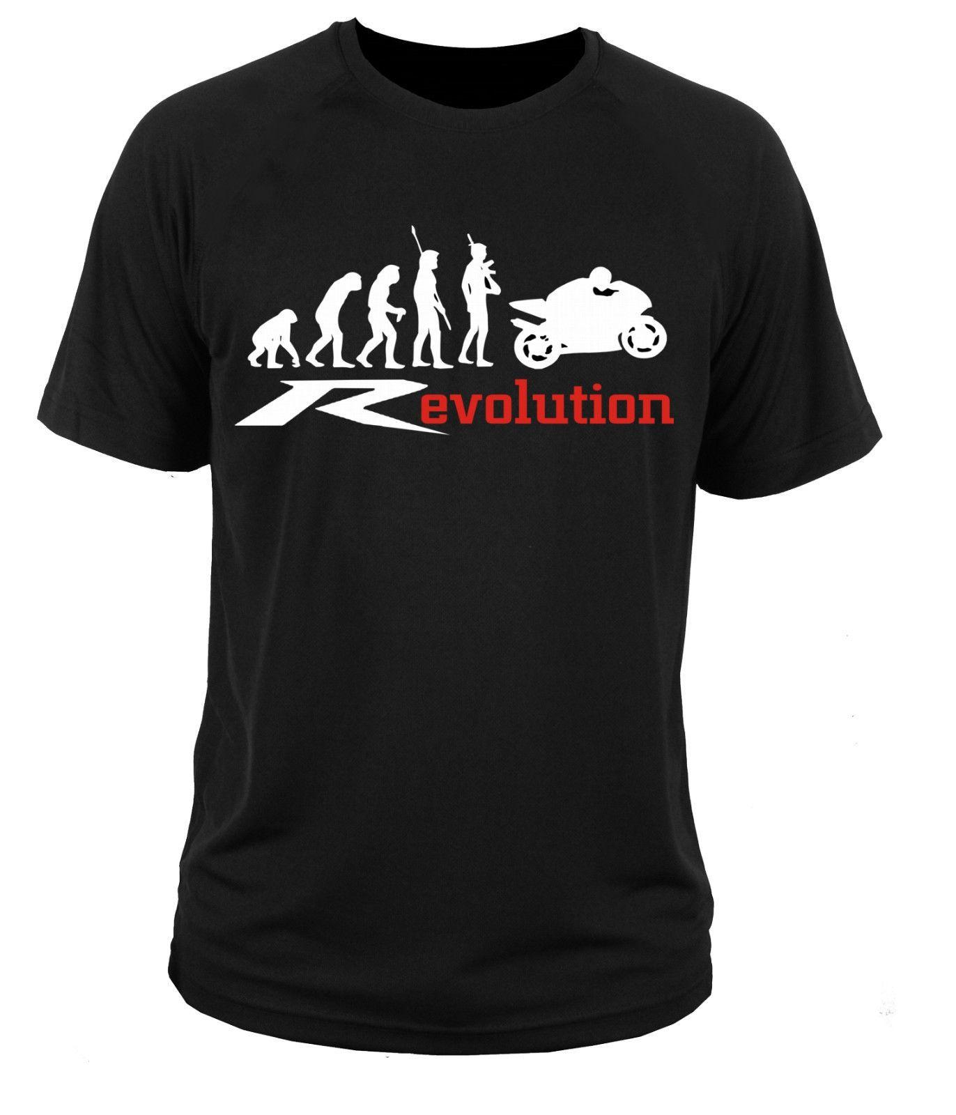 Men Clothes 2018 Yamaha R1 T Shirt Men Boy Camiseta Custom Short Sleeve 3XL  Party Camiseta