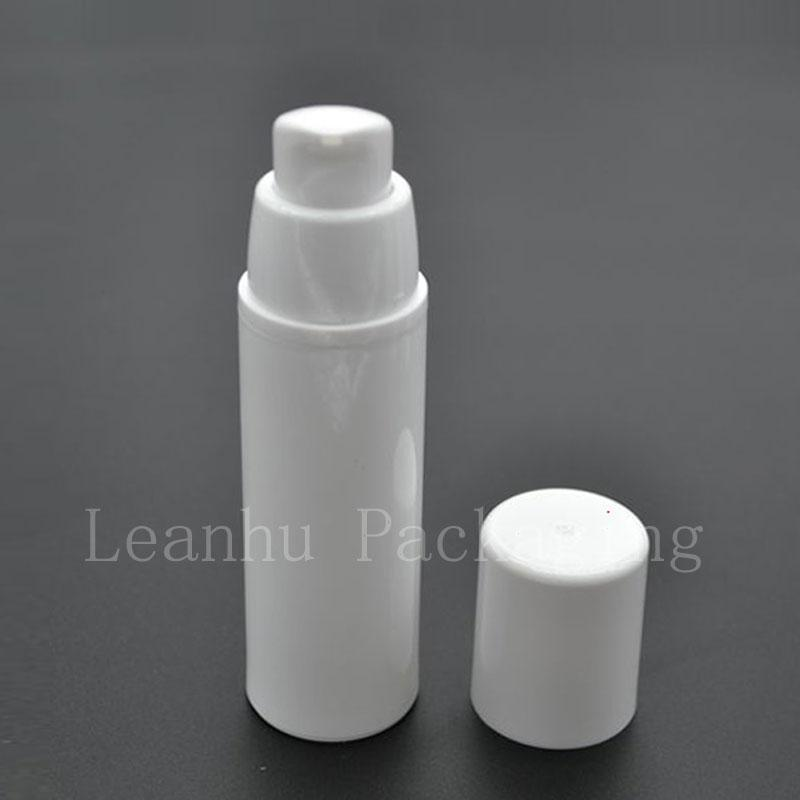 15ml 30ml 50ml white airless bottles (2)