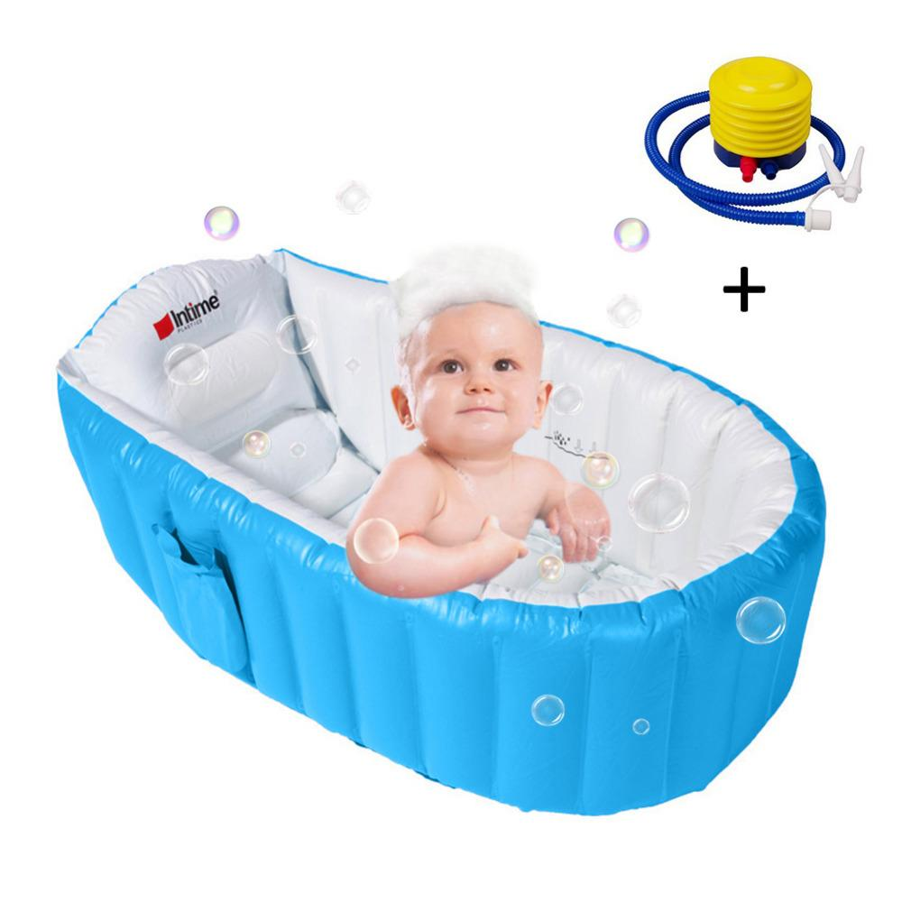 Eco-Friendly Inflatable Bathtub Bathing Tub Bucket Swimming Pool ...