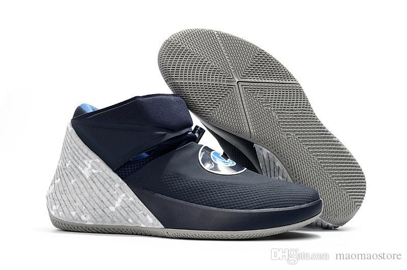 best sneakers da79d 38fba Acquista Jordan Why Not Zer0.1 Scarpe Da Basket Economici Why Not Russell  Westbrook Zero 1 1s I Men Bianco UNC Trattamento PE Masters Mens Cina Sport  Basket ...