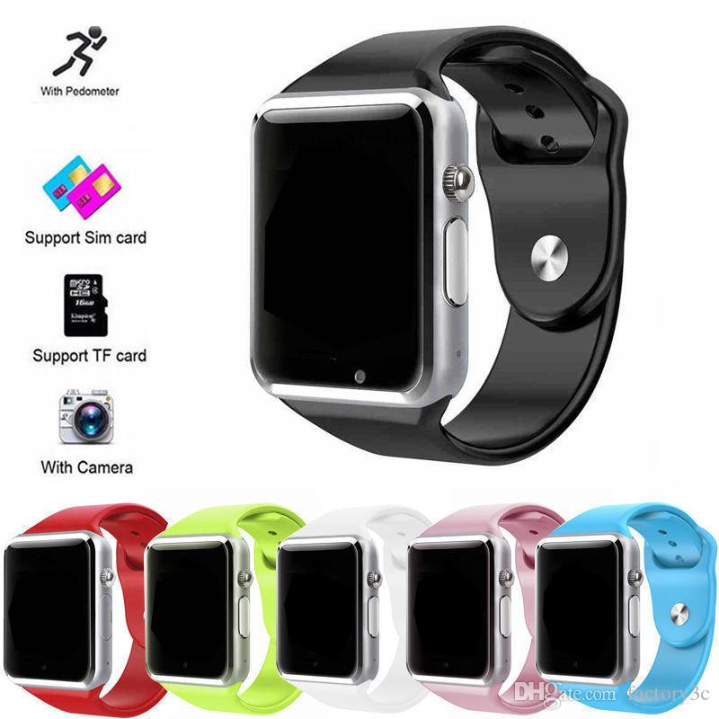 Hot A1 Smartwatch Smart Watches Bluetooth Wearable Men Women Smart ... 1c38f6c19