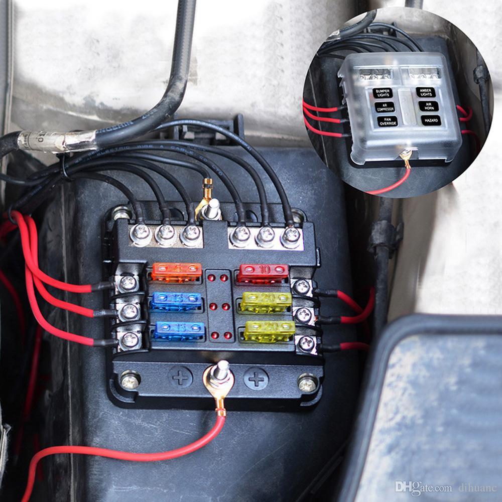 Automotive Wiring Block Wiring Diagram Data Val