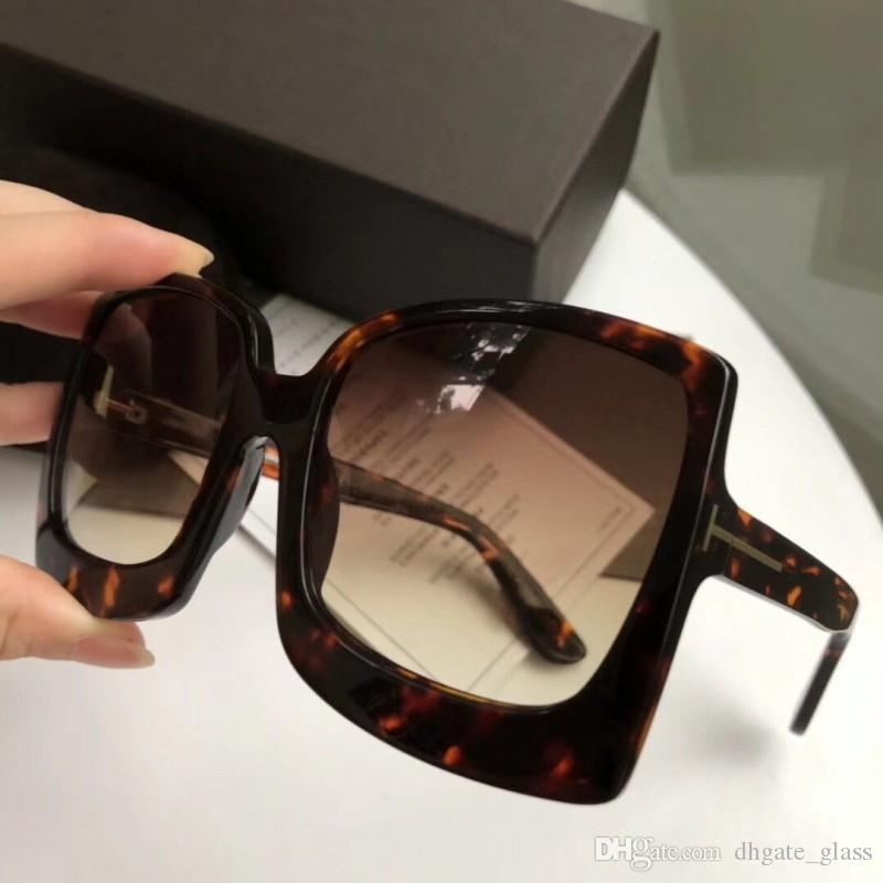 9a20bb82024f Brand Fashion Luxury Designer Women Sun GlassesCR39 Square Ladies ...