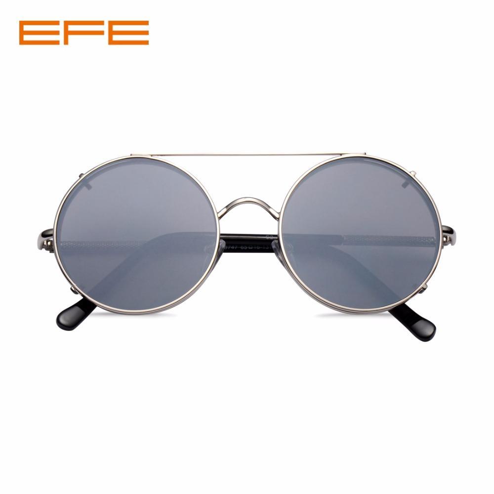 Vintage Efe De Polarizadas Redondas Gafas Ks8747 Mujeres Hombres Moda Sol Conducción f6vYb7gy