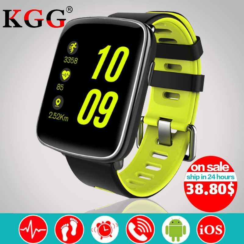 35e97433531d Relojes Caros GV68 Reloj Inteligente Hombres Mujeres Impermeable MTK2502  Banda De Reloj Inteligente Dispositivo Usable Monitor De Sueño De Ritmo  Cardíaco ...