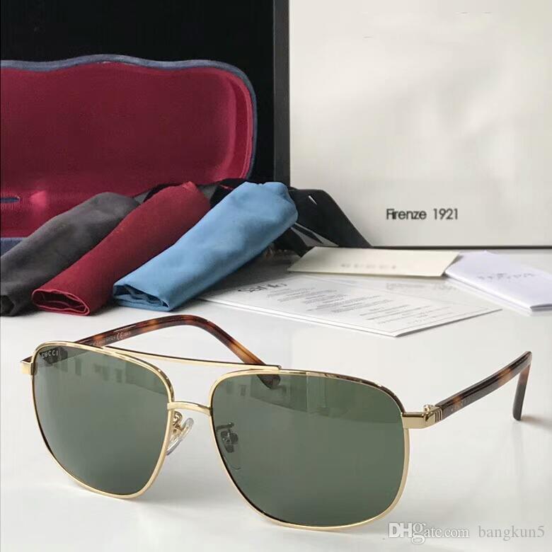 9919664e8e New Fashion Designer Sunglasses GG0065SK Model Full Frame Connecting ...