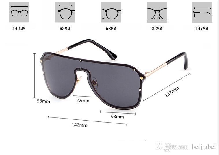046c6615751 2018 HOT New Square Frame Sun Glasses Women Men Fashion Sunglasses ...