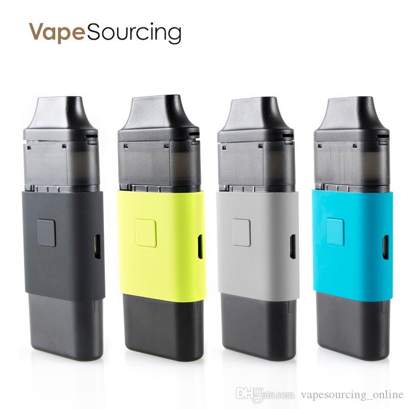 Original Eleaf iCard Starter Kits 650mAh Battery Portable Pod Box Mod with 2ml Empty Cartridge Atomizer Kit 100% Authentic