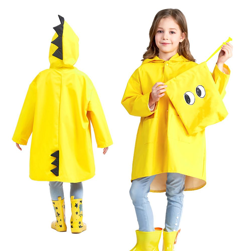 39182b493 Dropship Fashion Waterproof Kids Rain Coat For Children Raincoat ...