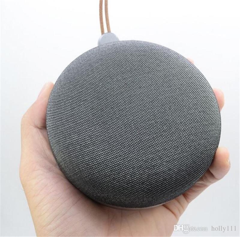 Mini Cloth Net Wireless Bluetooth Speaker Outdoor Portable Stereo Sound Box for Phone Laptop PC DHL