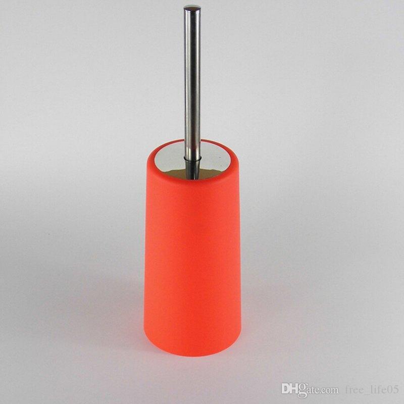 SUR vente JI-238 brosse de nettoyage des toilettes ensemble avec une toilette de base toilettes brosse de toilette de fourrure Meilleur prix