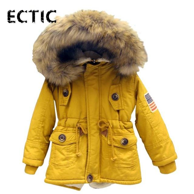 6b9abf75d 2 8T Girls Boys Coats And Jackets 2017 Autumn Winter Korean Boys USA ...