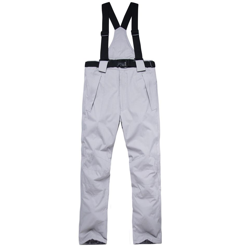 ab6df5e3f3d -30 High Quality Unsex Women Or Men Snow Pant Outdoor Sportswear Suspended Trousers  Snowboarding Clothes Bib Ski Pants Snow Gear Skiing Pants Cheap Skiing ...