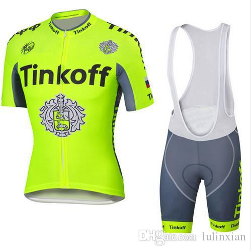 3927a8e71 2018 Hot Tour De France Cycling Jerseys Tinkoff Saxo Bank Bike Wear ...