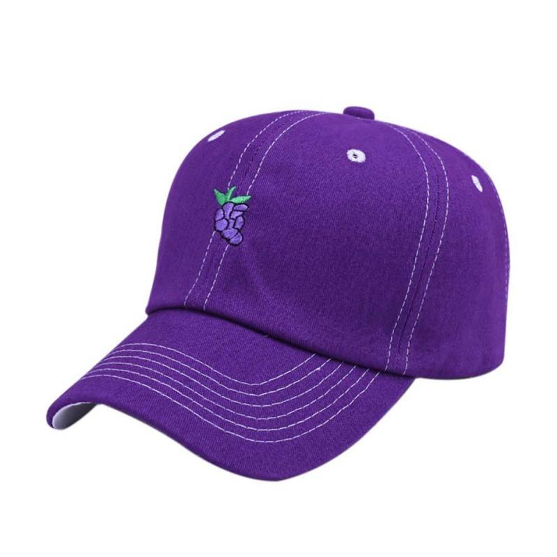 Harajuku Fruit Embroidery Baseball Cap Cute Adjustable Outdoor Caps Men  Women Summer Sun Protection Dad Hats Unisex Casual Hats Baseball Caps For  Men Mesh ... b6f9564d169