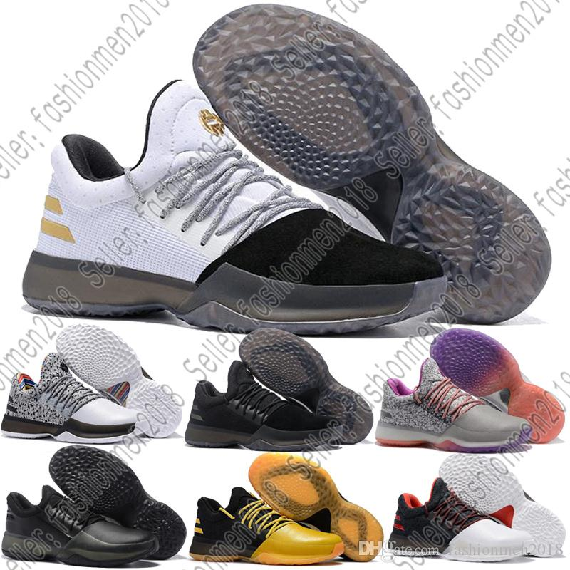21370 e3ad6 1 BHM Black History Month Mens Basketball Shoes Fashion James  Harden Shoes Red Outdoor ... 9a3bf9a95628