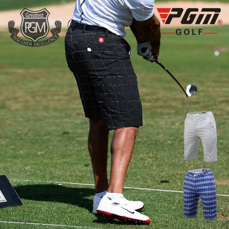91b4ad7226dd PGM Ultra-thin 2018 New Golf Tennis Baseball Male Short High Quality Summer  Dry Fit Plaid Men Trousers Clothes Apparel XXS-XXXL Shorts High Shorts Plus  Golf ...